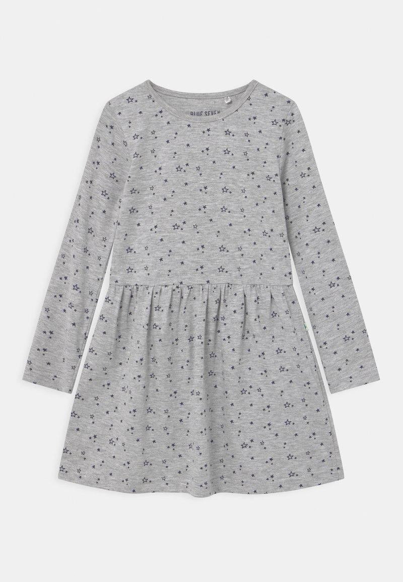 Blue Seven - KIDS GIRLS - Jersey dress - nebel