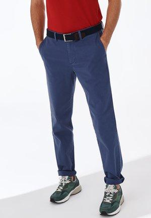Chino kalhoty - dark denim