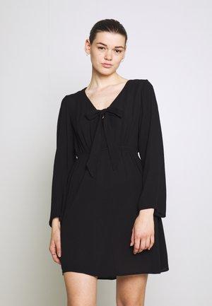 VIMESA LULU SHORT DRESS - Kjole - black