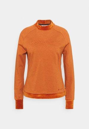 WOMENS MINEO - Sweater - terra