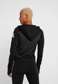 adidas Performance - ZNE - Sportovní bunda - black - 2