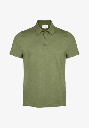 Pyjama top - palm green