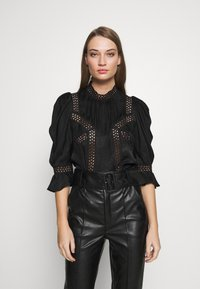 The Kooples - TOP - Camicetta - black - 0