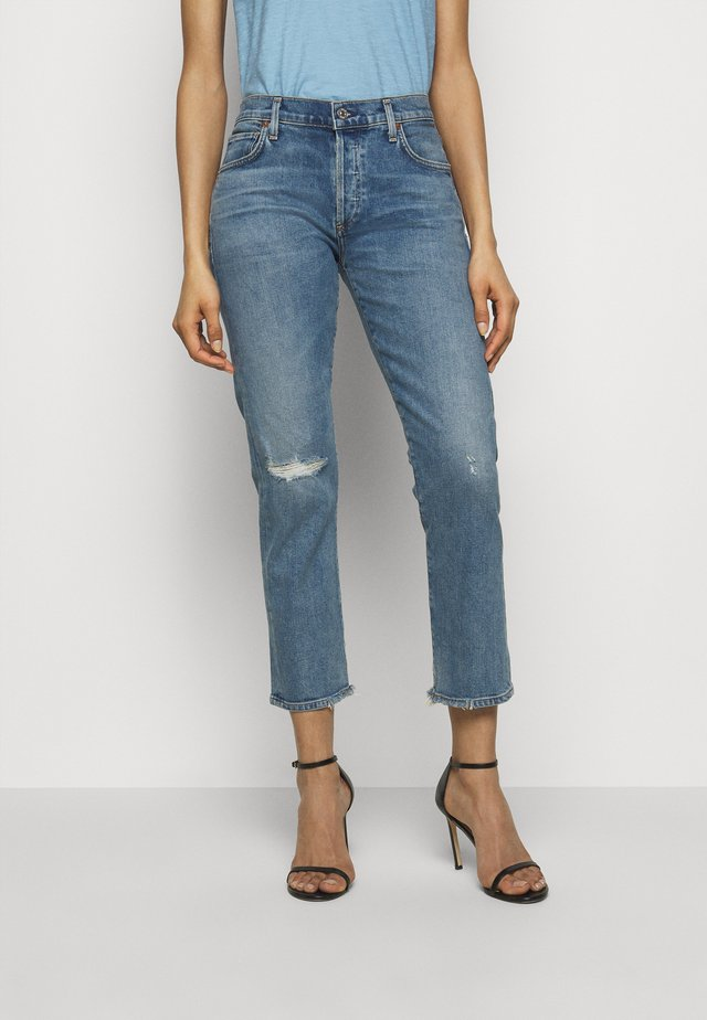 EMERSON - Jeans straight leg - cadence