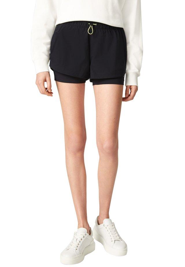 Korte broeken - schwarz