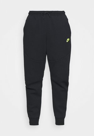 Tracksuit bottoms - black/volt