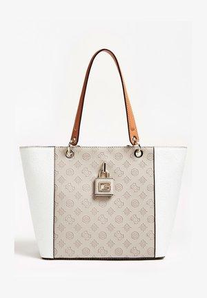 KAMRYN TOTE - Handbag - mehrfarbig beige