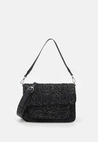 HVISK - BASEL POSY - Handbag - black - 0