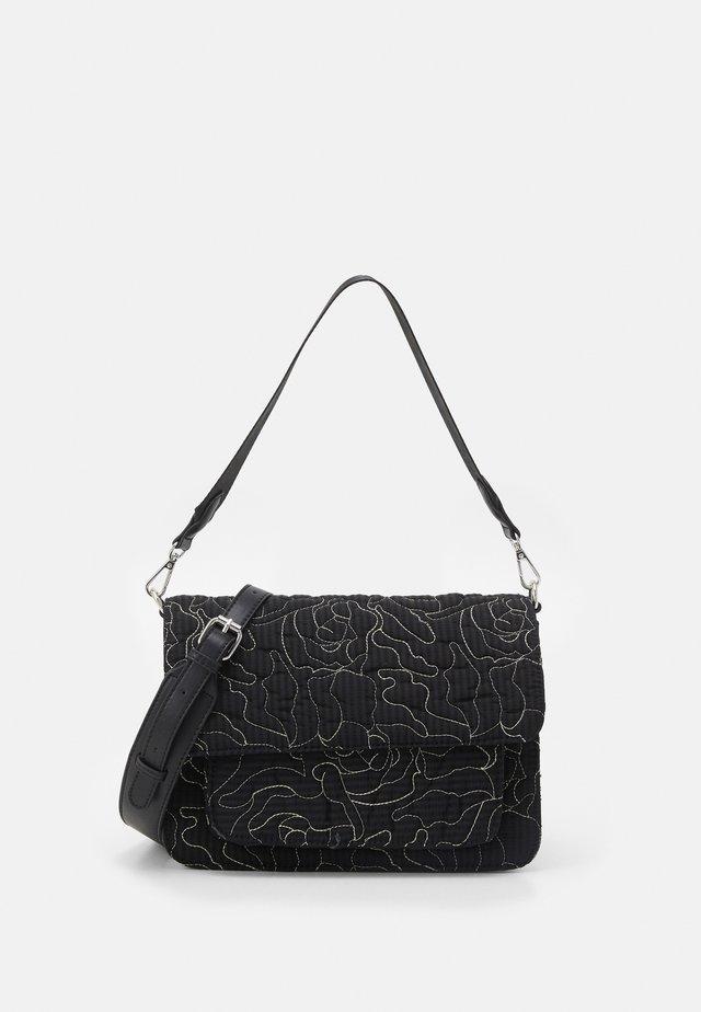 BASEL POSY - Handbag - black