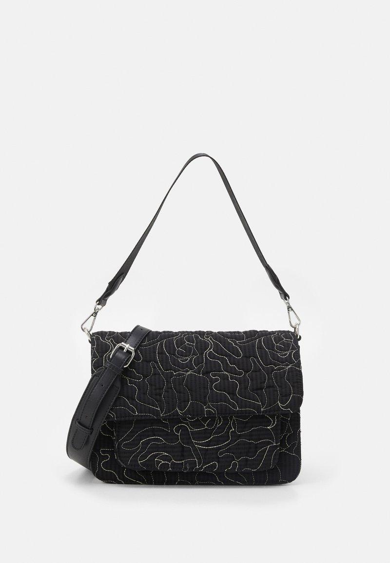 HVISK - BASEL POSY - Handbag - black