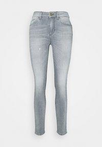 Liu Jo Jeans - DIVINE - Skinny džíny - grey raziel wash - 5