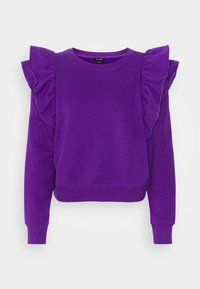Monki - MISA - Sweatshirt - purple