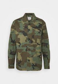 DAMMEYER - Shirt - khaki
