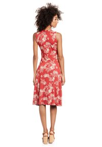 Vive Maria - Day dress - rot allover - 2