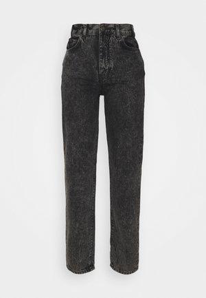 PEIGE - Jeans straight leg - noir