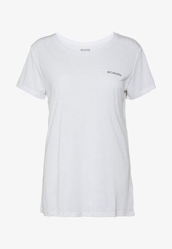 LAVA LAKE™ TEE - Basic T-shirt - white