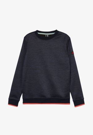 Fleece jumper - ink blue
