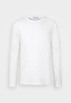 OLAF - T-shirt à manches longues - gardenia