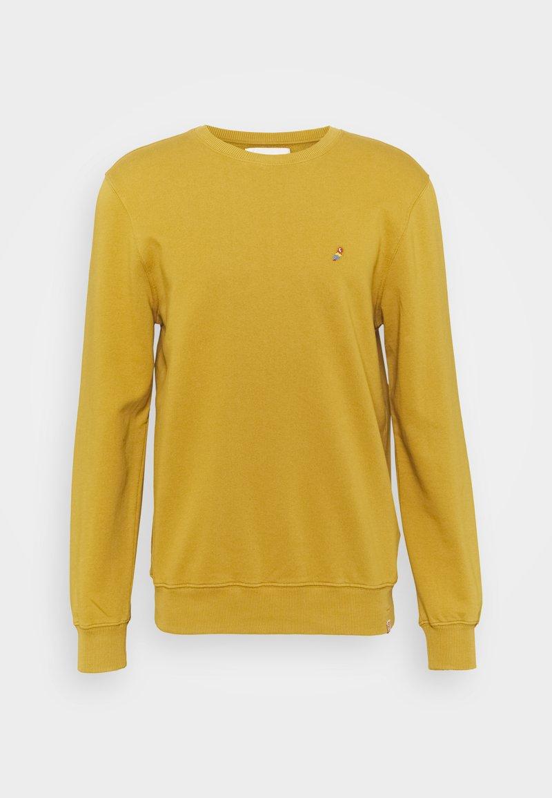 REVOLUTION - CREWNECK - Sweatshirt - yellow
