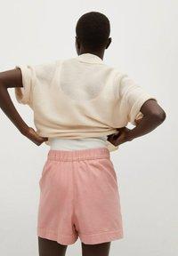 Mango - Shorts - pink - 2