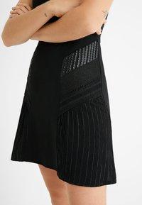 Desigual - Jumper dress - black - 4