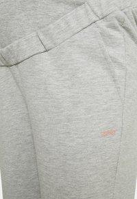 Esprit Maternity - PANT - Tracksuit bottoms - medium grey melange - 2