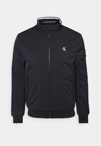 Calvin Klein Jeans - HARRINGTON PADDED JACKET - Veste mi-saison - blue - 0