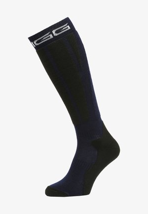 Socks - blau/schwarz