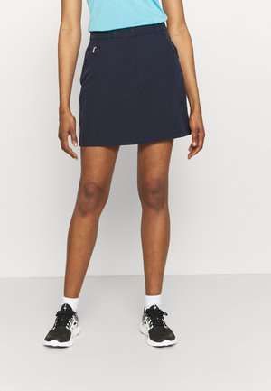 BEDRA - Sports skirt - dark blue