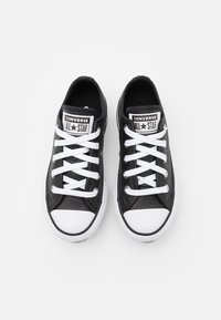 Converse - CHUCK TAYLOR ALL STAR PLATFORM - Baskets basses - black/white - 3