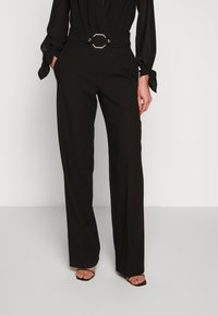 HUGO - HIMESA - Trousers - black - 0