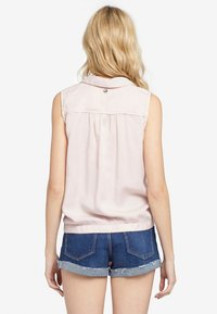 khujo - LANA - Button-down blouse - rose - 2