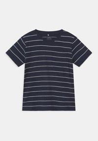 Name it - NMMVES 2 PACK - T-shirts print - dark sapphire - 2