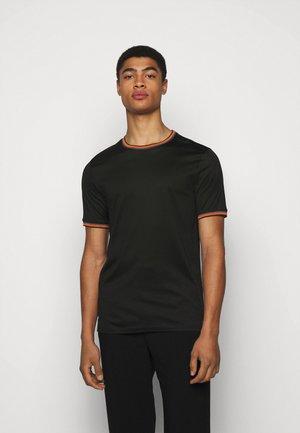 GENTS - Print T-shirt - black