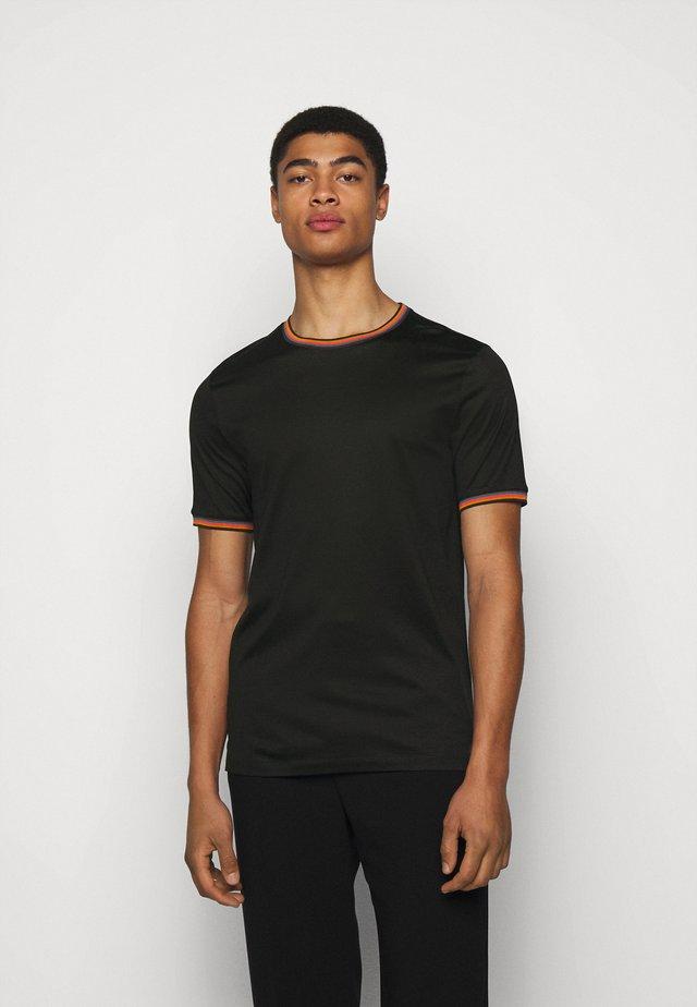 GENTS - T-shirt imprimé - black
