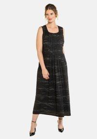 Ulla Popken - Day dress - black - 0
