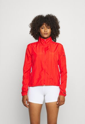 ICON CLASH - Sports jacket - chile red/black