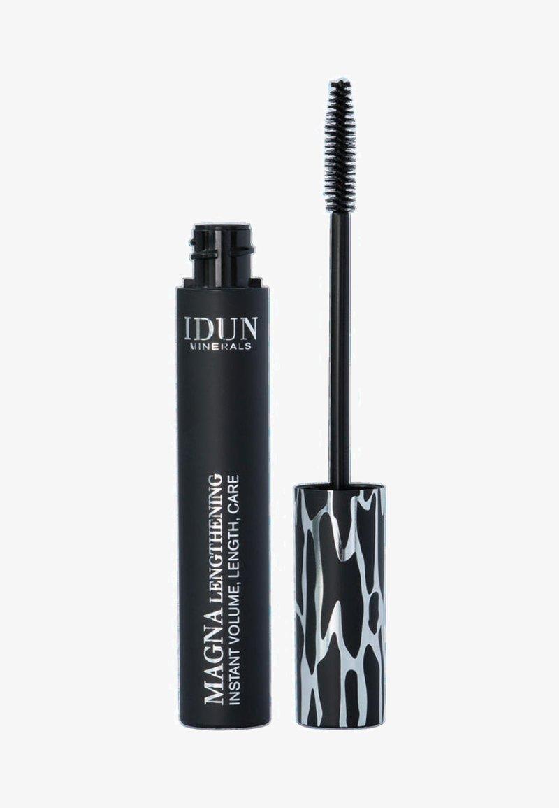 IDUN Minerals - MASCARA MAGNA LENGTHENING - Mascara - black