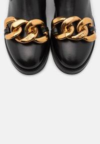 N°21 - BOOTS - Støvletter - black - 6