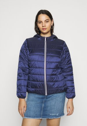 PAPAVERO - Light jacket - blue