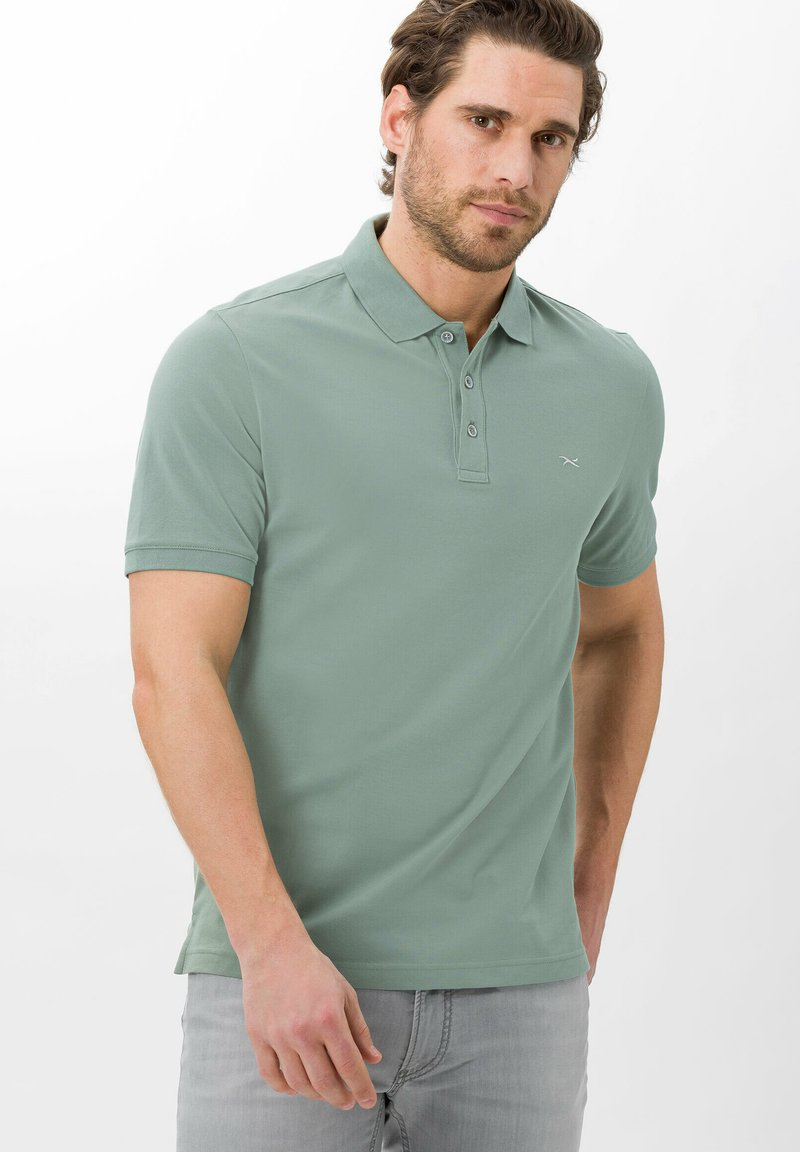 BRAX - STYLE PETE - Polo shirt - avocado