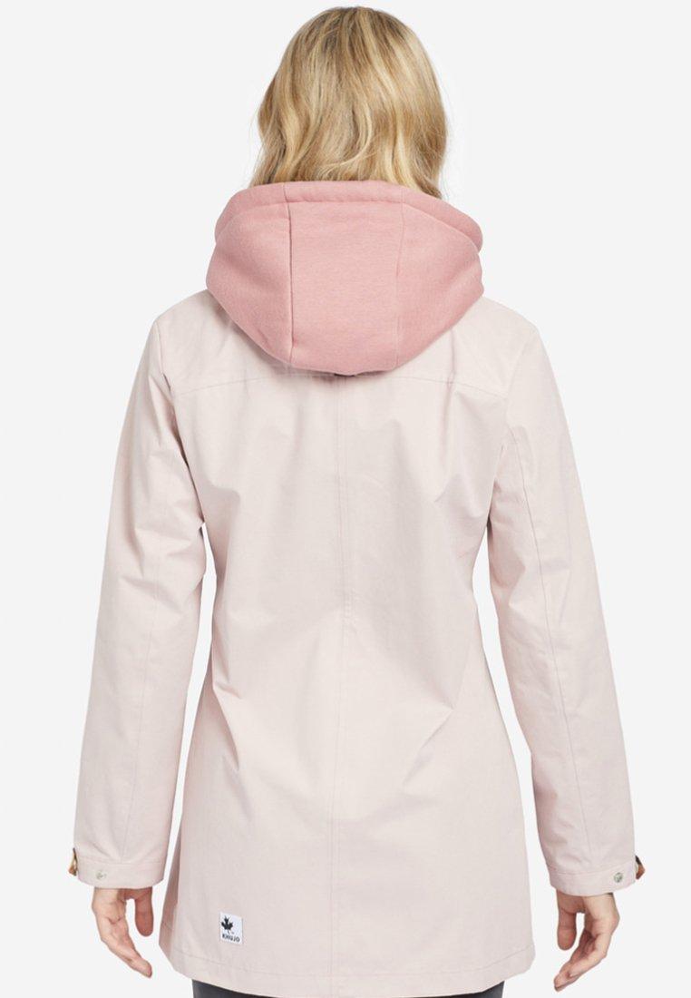 khujo BOLKA  - Parka - beige-rosa - Manteaux Femme fugmD
