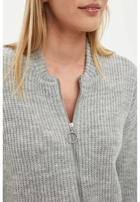 DeFacto - Cardigan - grey - 3