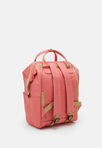 anello - BACKPACK COLOR BLOCK LARGE UNISEX - Batoh - coral pink - 1
