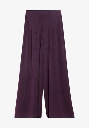 FRANCES CHRISTMAS - Trousers - port royale