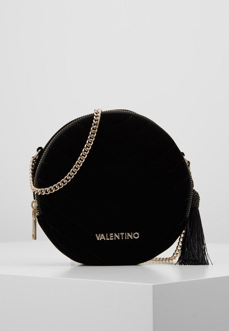 Valentino by Mario Valentino - CARILLON - Across body bag - nero