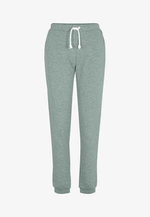 PCEMILA PANTS - Tracksuit bottoms - jadeite