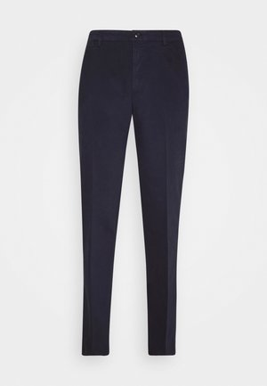 TRUMAN - Trousers - midnight blue