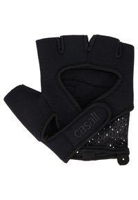 Casall - EXERCISE GLOVE STYLE - Fingerhansker - black - 2