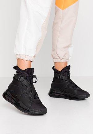 AIR LATITUDE - High-top trainers - black
